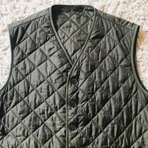fc04fd634b22e Barbour Jackets & Coats - NEW Barbour Tailored Waistcoat Green Quilted Vest